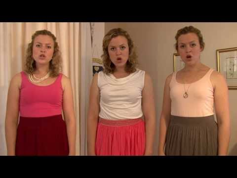 Evening Prayer - a cappella trio (Christy-Lyn)