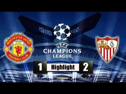 Manchester United vs Sevilla 1-2 - All Goals & Highlights - UCL 13/3/2018