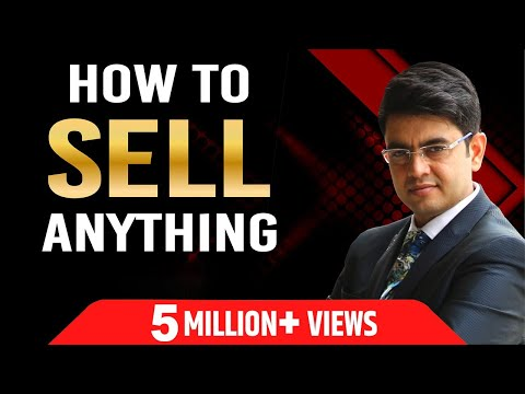 HOW TO SELL ANYTHING | Sales Motivations | Sonu Sharma | For association cont  : 7678481813