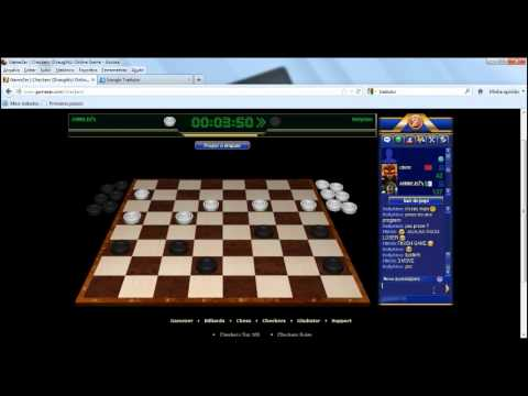 how to play checkers youtube
