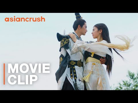 Let's pause this fight to the death to have a romantic meet-cute mid-air | 'The Fate of Swordsman'
