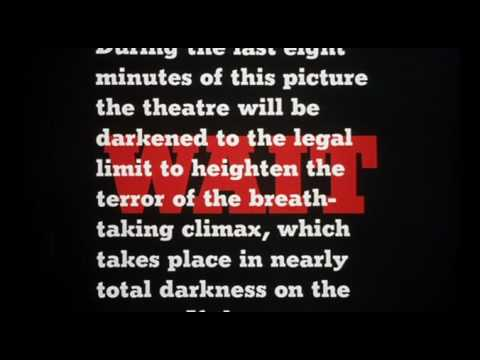 Wait Until Dark (1967) - Warning Trailer