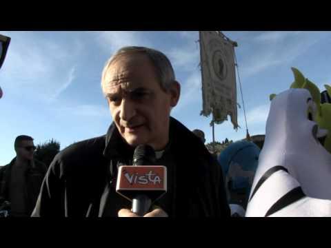 Marcia per la Terra. Mons. Matteo Zuppi: Con Papa Francesco per difendere la Terra