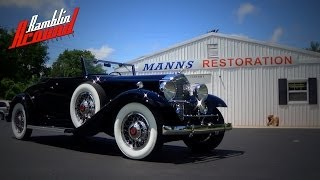 Festus (MO) United States  City new picture : 1932 Packard Roadster Test Drive - Manns Restoration in Festus, MO