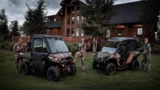 10. 2017 Can Am Defender XT Cab HD8 Utility ATV