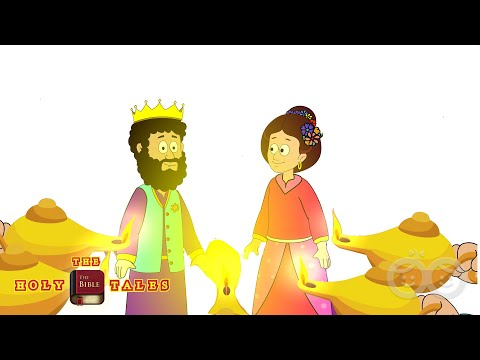 The Ten Bridesmaids I Animated Bible Story | HolyTales Bible Storie