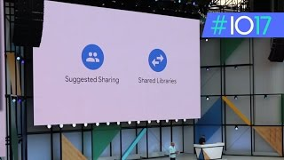 Google I/O 2017: Shared Libraries