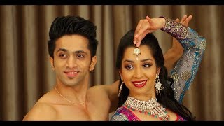 BADRI KI DULHANIA | Bollywood Kathak Dance | Svetlana Tulasi & Kumar Sharma