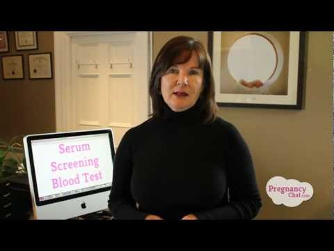 Serum Screening Blood Test