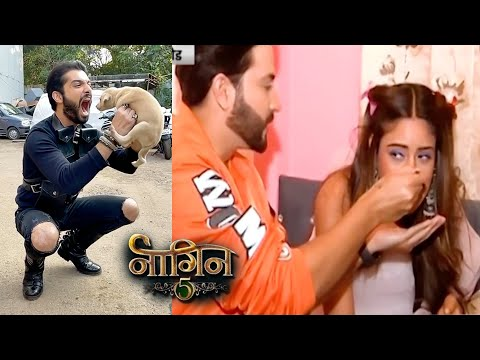 Naagin 5 || Offscreen Masti || Sharad Malthora , Surbhi Chandna & Dheeraj Dhoopar Fun Together