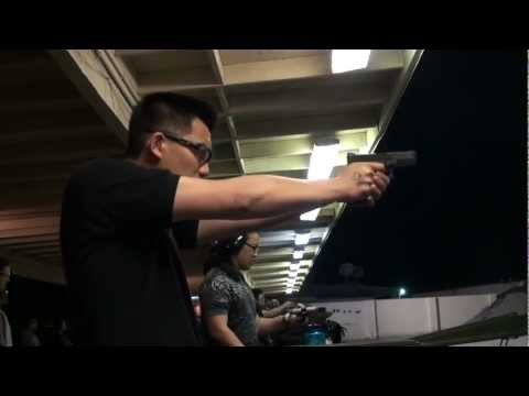 GITvUncut - After a long week of finals, Andrew needed to relieve some stress. So he grabbed his AR15, Glock 17, Airsoftgi Aaron, and head up to Angeles Shooting Range. ...