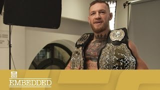 UFC EMBEDDED 205 Ep4