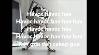 Havoc-Joe Flizzow ft.Altimet and SonaOne (Lirik)
