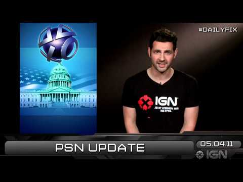 preview-PSN Goes to Congress & Mass Effect 3 Delay - IGN Daily Fix, 5.4.11 (IGN)