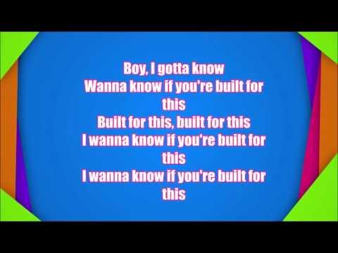 Becky g Built for this lyrics