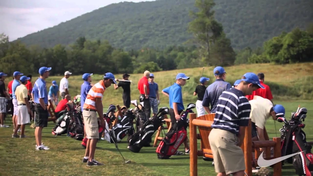 Nike Overnight Golf Camps - Video