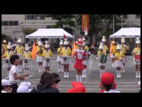 2012年 六浦小学校運動会♪