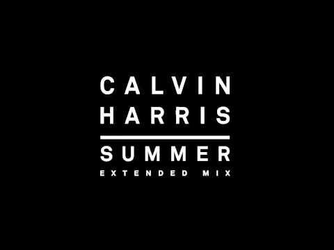Calvin Harris   Summer Extended Mix Audio