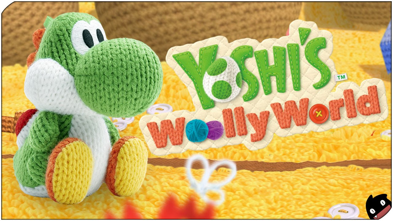 El VacaYoshi Gigante! | Ep. 03 | Yoshi's Woolly World (60fps)