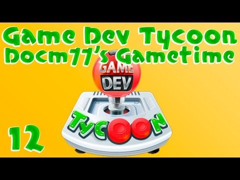 MMO - Let's Play Game Dev Tycoon! Super addictive ;-) Excellent reviews?
