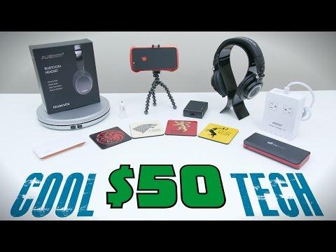 Cool Tech Under $50 - July