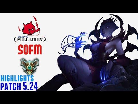 GFL SofM dùng Elise quẩy rừng vs Deft (Lucian), Peanut (Rek'Sai)