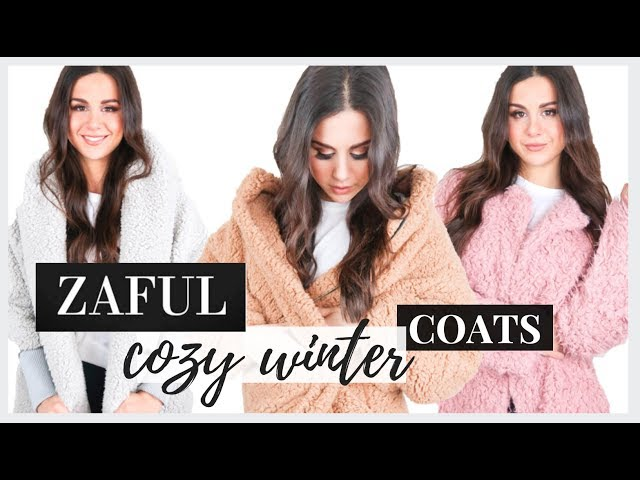 Teddy Coat Collection