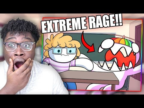 GREATEST FREAKOUT EVER!   TheOdd1sOut: My Horibal Speling Reaction!