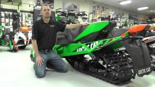 2. 2015 Arctic Cat ZR 6000 RR 129