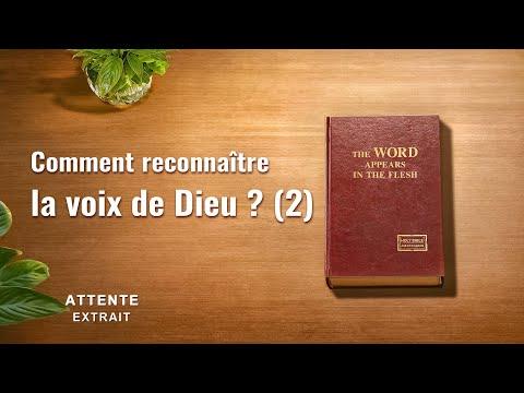 Attente 6 comment reconna tre la voix de dieu 2 - Comment reconnaitre de l ivoire ...