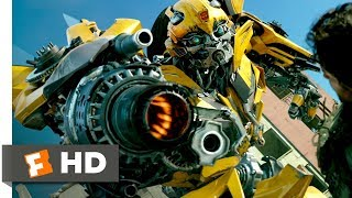 Nonton Transformers  The Last Knight  2017    A One Robot Army Scene  1 10    Movieclips Film Subtitle Indonesia Streaming Movie Download