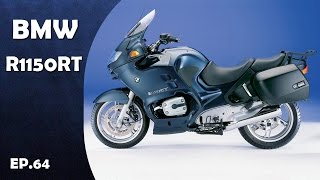 """More:https://goo.gl/ha8LbF"""" Click below to Subscribe for more video """" :https://goo.gl/aNL7McAudio:https://www.youtube.com/audiolibrary/musicBMW R1150RT Motorcycles Produced in 2001-2005. Many BMW traditionalists consider this to be the finest sport-touring motorcycle that BMW has ever made--to this day. As ever, BMW R1150RT offered good balance, handling, storage capacity, comfort, and build quality--but also featured added stopping power. Linked brakes, ABS. AND BMW R1150RT is sports touring motorbike in BMW Motorcycles series."""