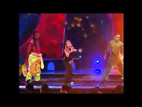 Россия на Евровидении 1994-2013 года (видео)