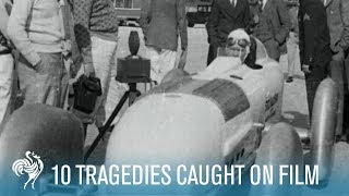 10 Tragedies Caught on Film - YouTube