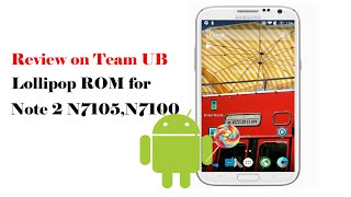 Here you can watch stunning review about Team UB Lollipop ROM for Galaxy Note 2 N7105,N7100.ROM Used :- http://goo.gl/YnOMDs---------Music---------TeknoAXE's Royalty Free Music #41 (And End Scene)https://www.youtube.com/watch?v=Uz6OFzla-rIhttp://teknoaxe.com/Link_Code_2.php?q=663galaxy n7100, note 2 rom, galaxy note 2 latest rom, note 2 n7105, galaxy note 2 n7100, samsung galaxy, note 2 rom, team ub rom note 2 n7105, team ub rom n7105, team ub rom