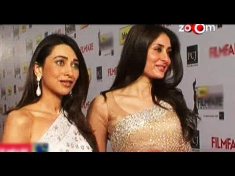 Kareena Kapoor, Priyanka Chopra flaunt their dress at the award show