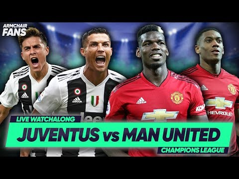 Juventus 1-2 Manchester United | Reds Overturn Ronaldo Volley With Late Winner! | #Armchair… видео
