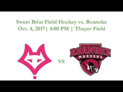 Sweet Briar Field Hockey vs. Roanoke