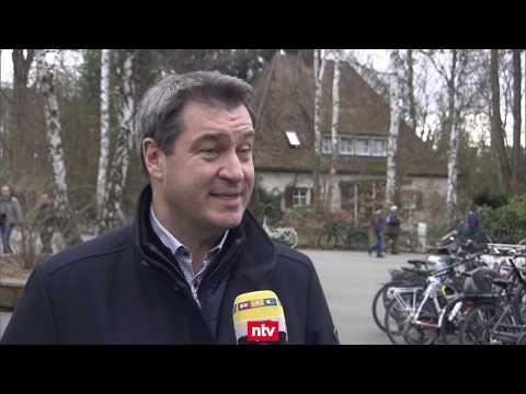 CSU-Chef Söder schlägt »Rentenschutzschirm« vor