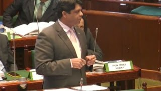 The Attorney-General and Minister for Finance Hon. Aiyaz Sayed-Khaiyum responds to queries and comments made by the Opposition in Parliament on the ...