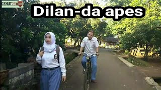 Video parodi trailer Dilan-da apes .. di jamin ngakak MP3, 3GP, MP4, WEBM, AVI, FLV Agustus 2018