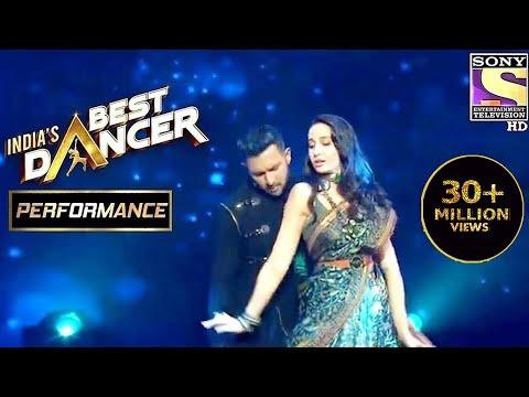 Nora और Terence ने दिया एक खूबसूरत Dance Performance | India's Best Dancer