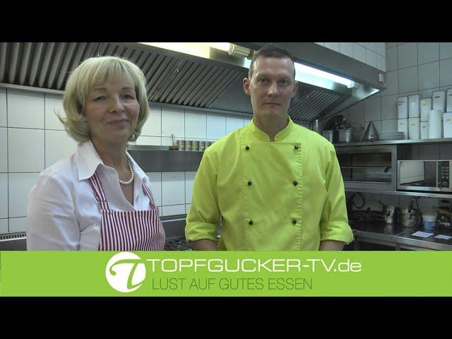 Edelkastanien - Fenchel - Pastete nach Hildegard v. Bingen   Rezeptempfehlung Topfgucker-TV