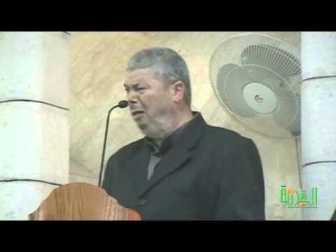 خطبة الجمعة لفضيلة الشيخ عبد الله 9/11/2012