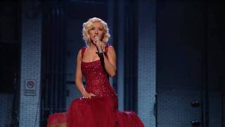 Christina Aguilera - Hurt + Lyrics (Live) HD HQ - YouTube