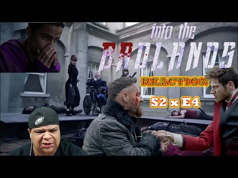 """Into The Badlands Season 2 Episode 4 """"Palm of the Iron Fox"""" Ryder Death Reaction/review"""