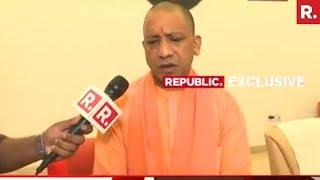 Video Yogi Adityanath Speaks On Padmavati Controversy | Exclusive MP3, 3GP, MP4, WEBM, AVI, FLV November 2017