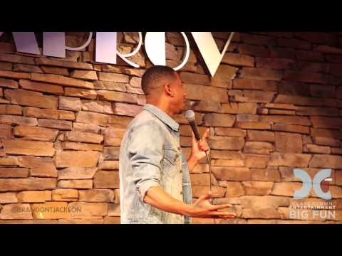 Brandon T Jackson - On the Road: Denver Ep1