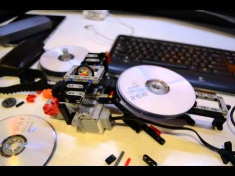 DVD Rip Automation Robot, episode 1