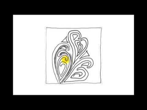 Zentangle® Tangle- Mooka